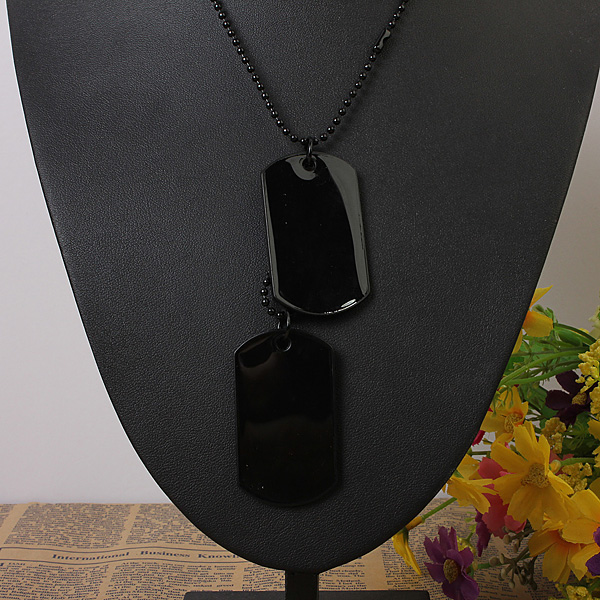 Army Pendant Necklace