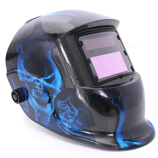 Solar Auto Darkening Welding Helmet Arc Tig Mig Grinding Welder Mask, Eachine1, Professional Tools  - buy with discount