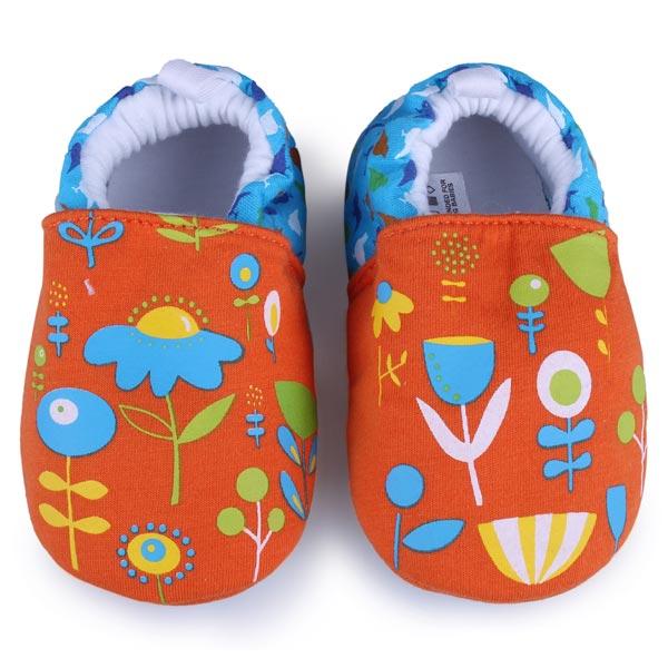 Детские мультфильм цветок prewalker обувь детская обувь мягкой обучения