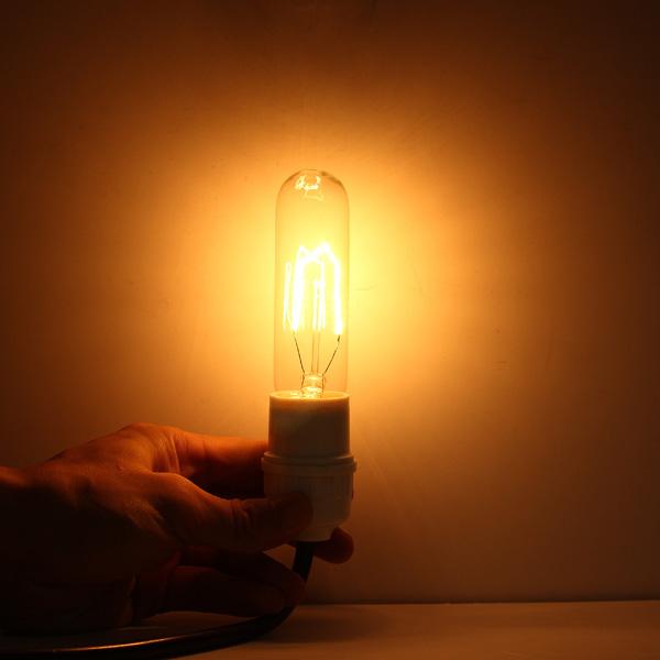 T10 E27 220V 40W Retro Edison Bulb Incandescent Light Bulb
