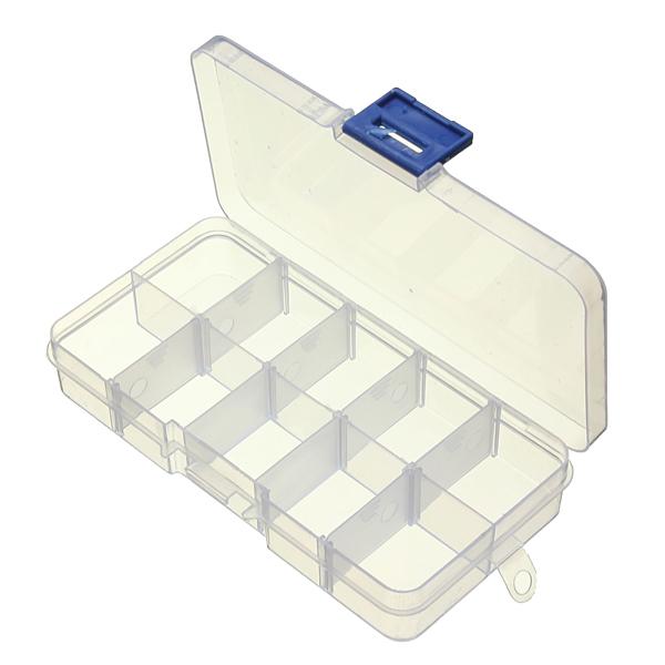 Органайзер для хранения различной мелочевки с 10-тью отделениями