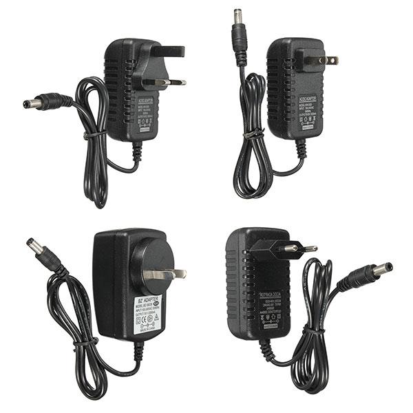 Постоянного тока 5В 2A универсальный адаптер переменного тока зарядное устройство преобразователь питания