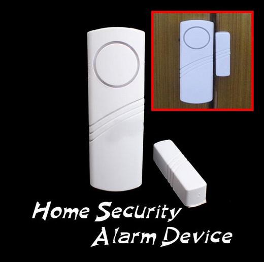 Беспроводной двери окна магнитный контакт датчика для охраны дома