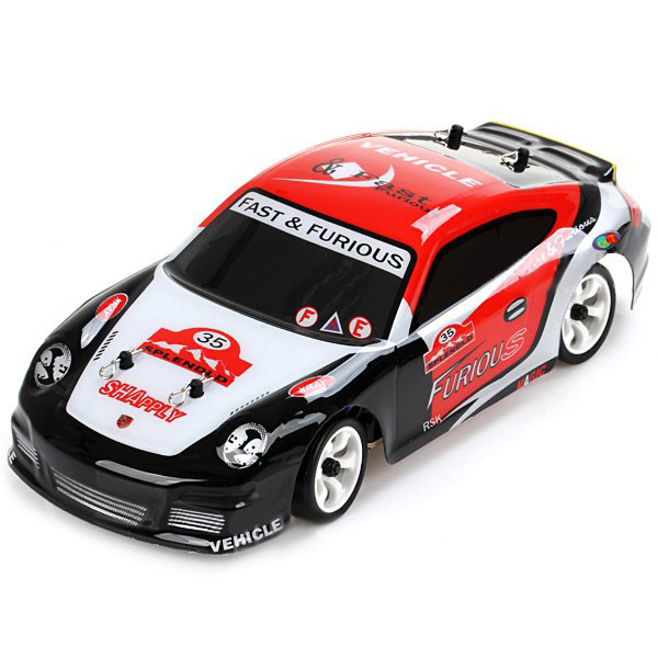 Wltoys K969 1/28 2.4G 4WD Brushed RC Car Drift Car
