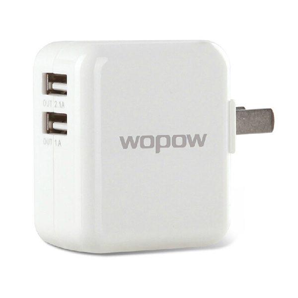 A12 Universal Portable Double USB Battery Charger For Mobile Phone