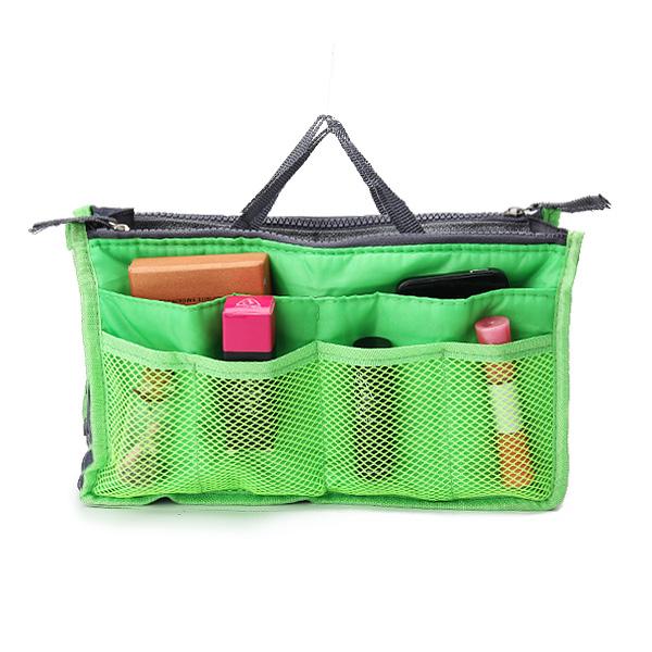 35e0e637e7c3 Women Lady Travel Insert Handbag Organiser Purse Large Liner Organizer Tidy  Bag