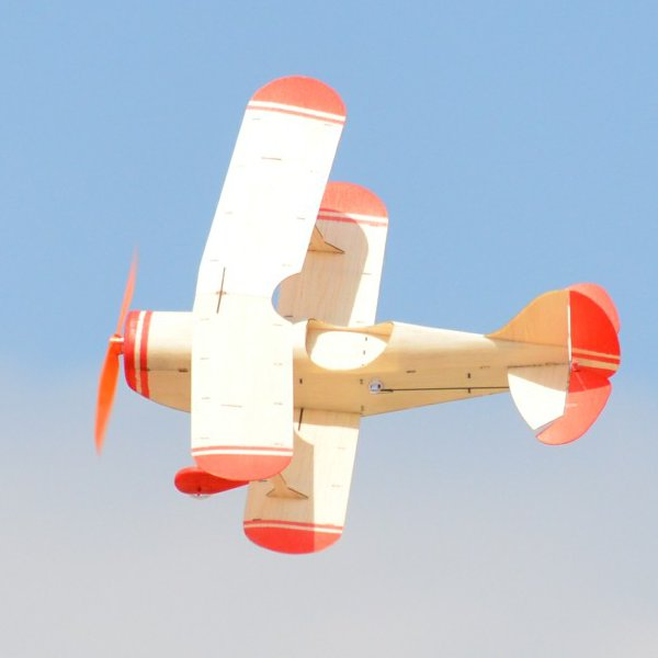 TY Model NO.5 296mm Wingspan Wood Park Flyer RC Airplane KIT
