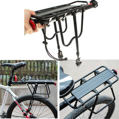 BIKIGHT Mountain MTB Bike Fast Disassembly Aluminum Alloy Shelves Rack Rear Shelf Seat