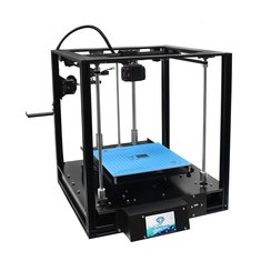 Two Trees® SAPPHIRE-S Corexy Structure Aluminium DIY 3D Printer 220*220*200mm Printing Size With Lerdge-X Mainboard/Power Resume Function/Off-line Print/3.5 inch Touch Color Screen