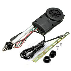 Universal Car AM/FM Van Automatic Electric Power Radio Antenna Conversion Unit