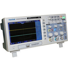 Hantek DSO5202P Digital Oscilloscope 200MHz Bandwidth 2 Channels 1GSa/s 7inch TFT LCD PC USB Portable Oscilloscope Electrical Tool
