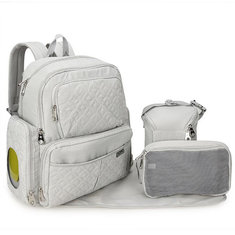 SOHO Multifunctional Diaper Bag Mummy Backpack Baby Diaper Backpacks Maternity Stroller Shoulder Bag