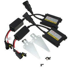 Pair DC12V Slim HID Replacement Ballast Xenon Conversion Kit Universal