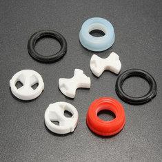 8шт керамический диск кремния шайба вставьте замену обратиться за клапана крана