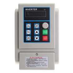 4KW 220V 20A Single Phase Input 3 Phase Output PWM Frequency Converter Drive Inverter 5HP VFD VSD