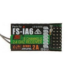 FlySky FS-iA6 2.4G 6CH AFHDS mottaker for FS-i10 FS-i6 sender