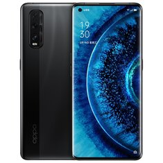 OPPO Find X2 5G Smartphone CN Version 6.7 inch 3K QHD+ 120Hz Refresh Rate 240Hz Touch Registration Rate NFC Android 10 4200mAh 48MP Triple Rear Cameras 32MP Front Camera 8GB 128GB Snapdragon 865