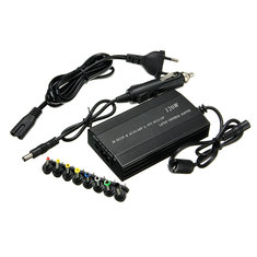120W Multi-used Universal Laptop Charger AC Adapter Power Supply EU Plug