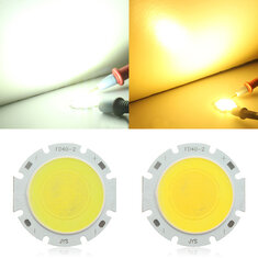 9W Round COB LED Bead Chips For Down Light Ceiling Lamp DC 30V