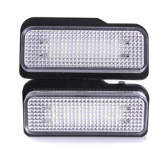 LED Number License Plate Light For Benz E-Class S211/W211 00-07
