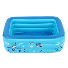 Kids Baby Children Inflatable Swimming Pool 3 Layer Pool Summer Water Fun Play Toy