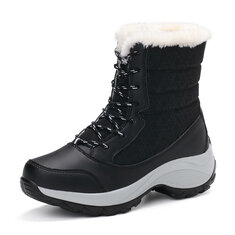 Winter Snow Boots Women's Winter Keep Warm Shoes Outdoor Activities Clothing Cold Protective Gear