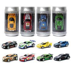 Coke Can Mini Radio Remote Control Micro Racing RC Car