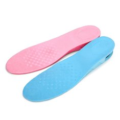 Unisex Height Increase Shoe Insole Arch Support Insert Pad