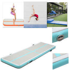 118x39x4inch Airtrack Gymnastics Mat Floor Home Inflatable GYM Air Track Mat Tumbling Mat GYM NEW