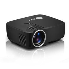 Vivibright GP70 Full HD 1080P 2000Lumens Portable LED Projector 800 x 480 Resolution Home Theater