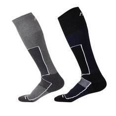 Men Skiing Socks Winter Warm Socks Outdoor Hiking Cycling Long Socks
