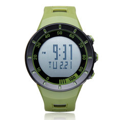 OHSEN 2821 Backlight Sport Round Dial Military Men Digital Watch