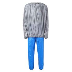 PVC Fitness Swear Slimming Loss Weight Sauna Suit Exercise Gym Cloth
