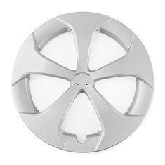 40.8cm Silver Plastic Car Wheel Tire Cover for Toyota Prius/Prius C 2012-2015