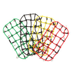 Elastic Luggage Net for 1/10 Traxxas TRX-4 RC Car Rock Crawler Parts 11x20cm