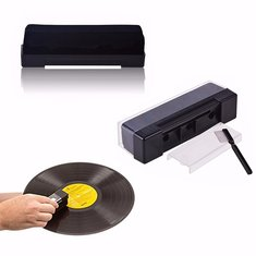 Vinyl Records Turntables LP Phonograph Record Cleaning Kit With Cleaning Brush