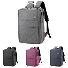 Men Women Waterproof Laptop Bag Computer Travel School Backpack Shoulder Bags