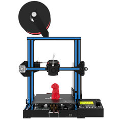 Geeetech® A10 Aluminum Prusa I3 3D Printer 220*220*260mm Printing Size With Open Source GT2560 Control Board Support Remote Control/Off-line Printing