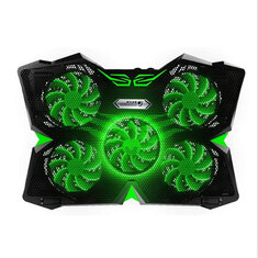 Cool Cold Ice Troll 2S 15-17 Inch Gaming Laptop Cooling Stand Powerful Pad with 5 Fans Laptop Cooler