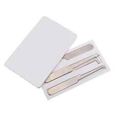 DANIU Credit Card Lock Pick Set Locksmith Tools Lock Pick Mini Tools