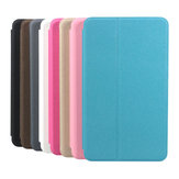 Folio Scrub PU Leather Case Cover For Samsung T230 Tablet
