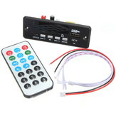 7-12V Hands Free bluetooth MP3 Decoder Board With bluetooth Module+FM