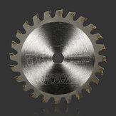 85 milímetros 24 dentes TCT discos de roda lâmina de serra circular para corte de madeira