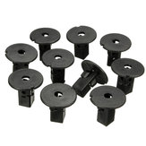 10PCS 9mm Clips Fender Liner Screw Grommets Voor Toyota Tacoma Tundra