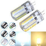 Dimmable G4 3W White/Warm White 3014SMD LED Bulb Silicone 110-120V
