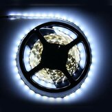 5M Blanco 3528 SMD LED Luz de Tira No-Impermeable 12V DC 300 LED