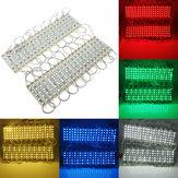 LED 200 SMD 5050 Световой модуль водонепроницаемый бар трудно полосы света лампы 12v
