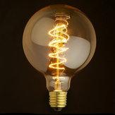 Е27 Лампа накаливания 40Вт 220В телефона g80 ретро Эдисон лампочку