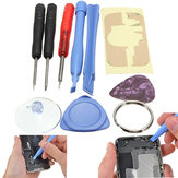 9in1 Abertura Pry Repair Screwdrivers Kit de ferramentas Kit para iPhone