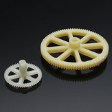 WLtoys V912 V915 4CH RC Helicopter Spare Parts Main Gear V912-03